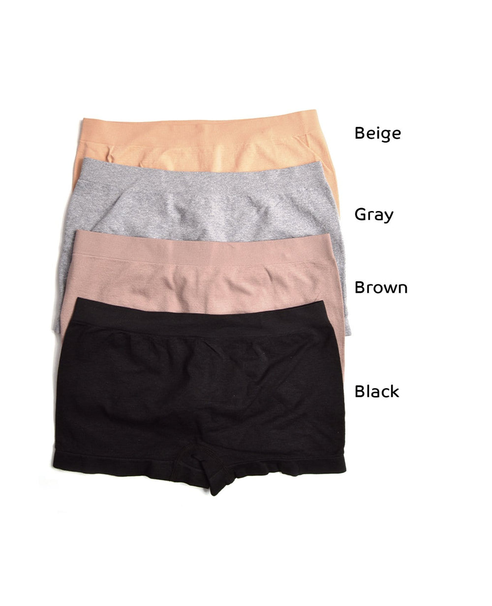 Sofra Neutral Color Boy Short