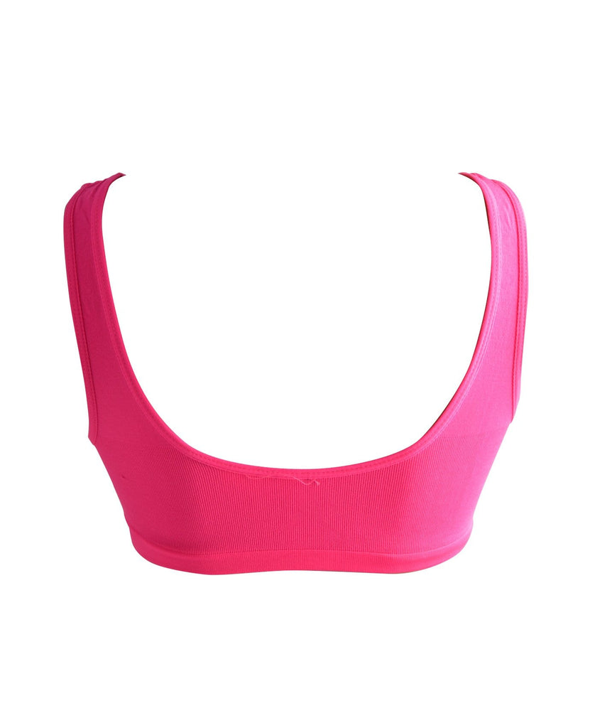 Sofra Comfortable Sports Bra