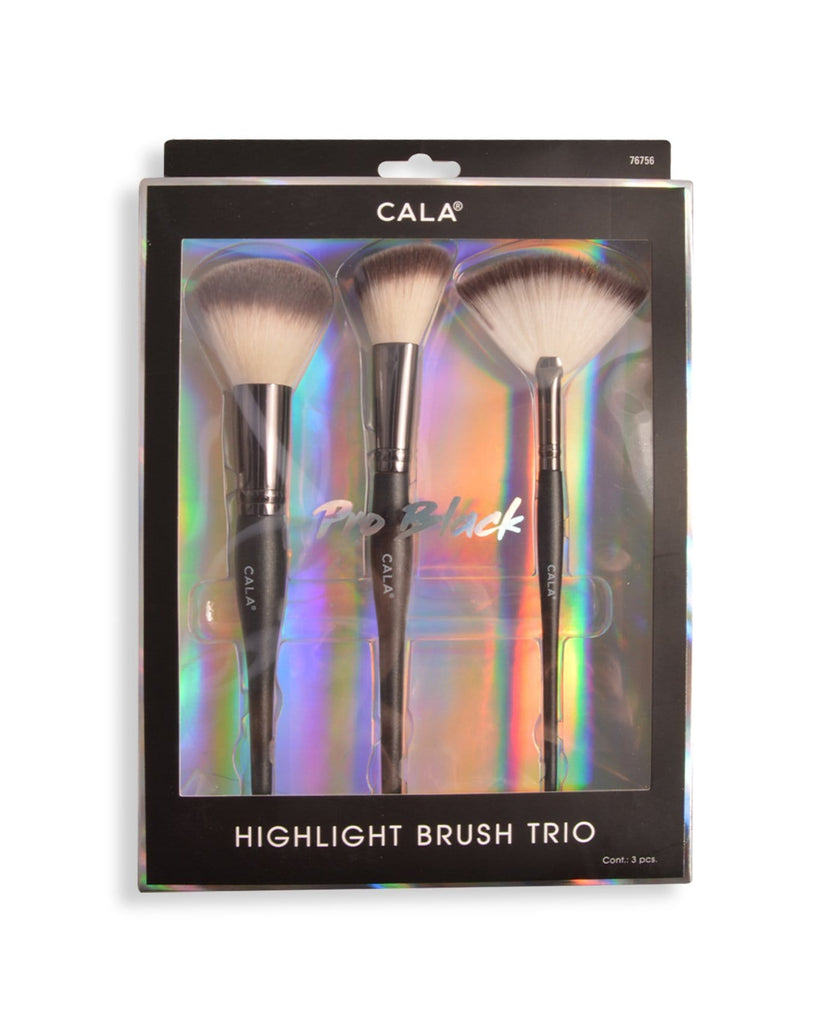 Cala Highlight Brush Trio