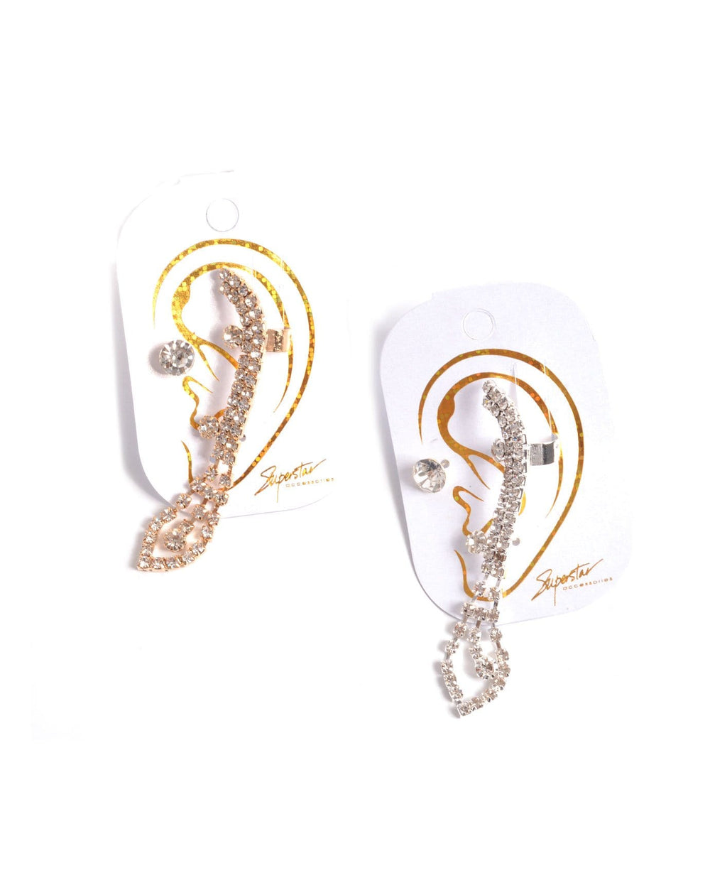 Andromeda Ear Cuff, JEWELRY