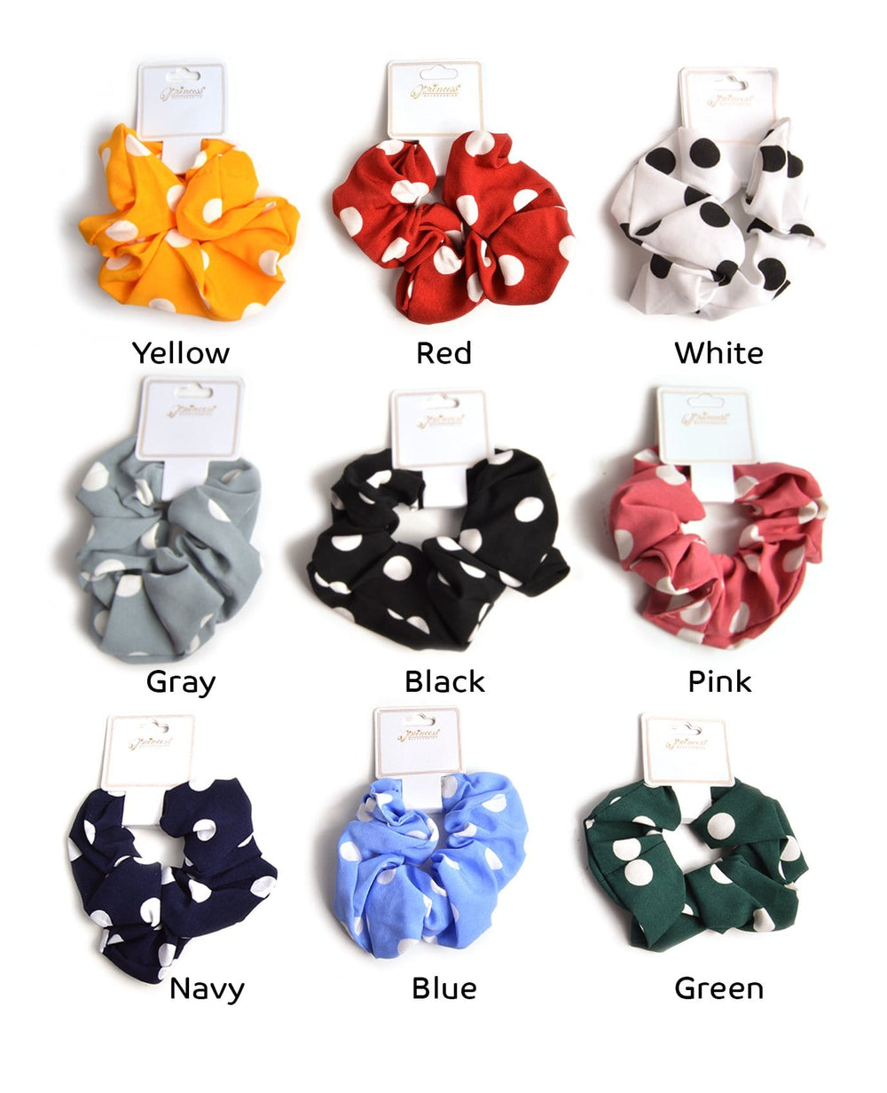 Connect The Dots Scrunchies