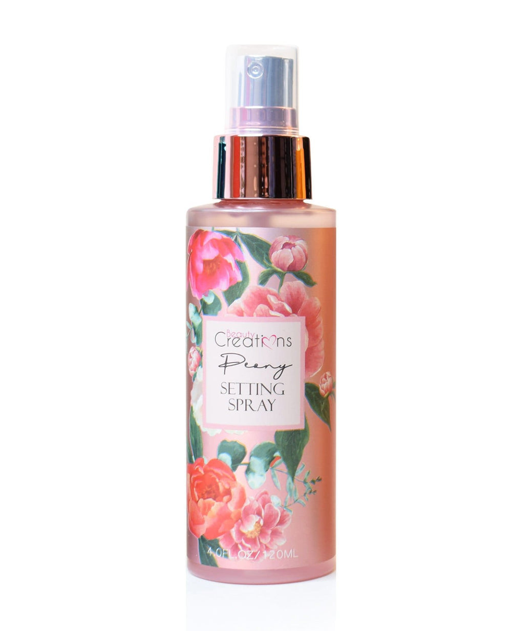 Beauty Creations Peony Setting Spray