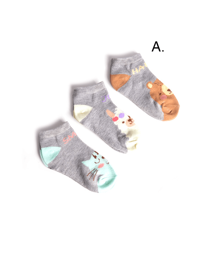 Mamia Besties Fashion Toddler Socks, EVES