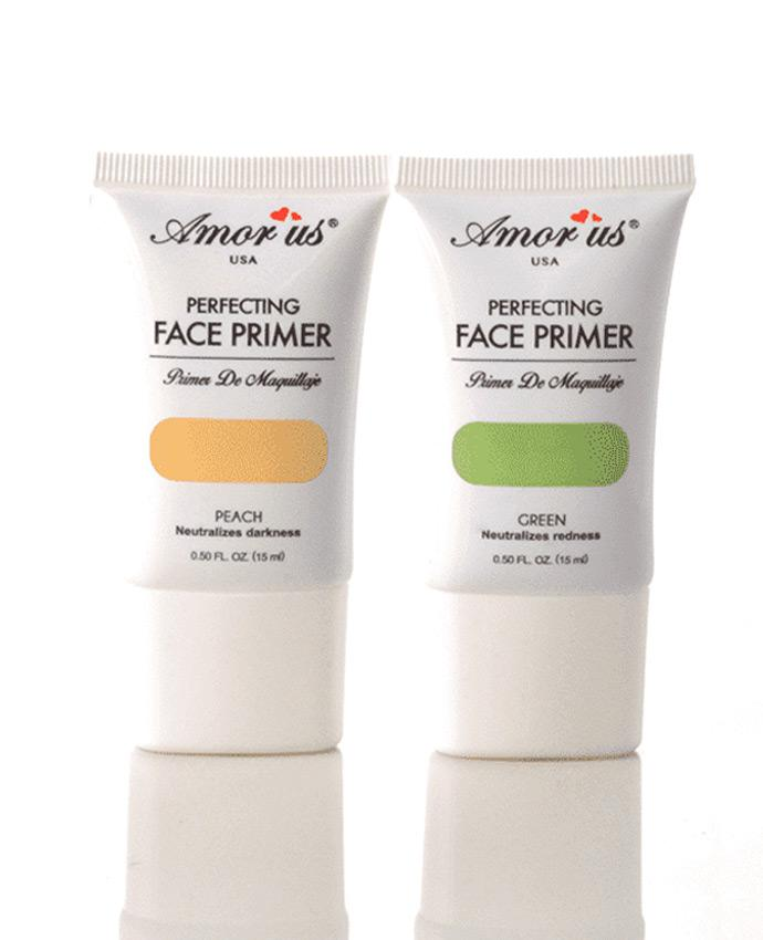 Amor Us Perfecting Face Primer - 4 Styles, COSMETIC