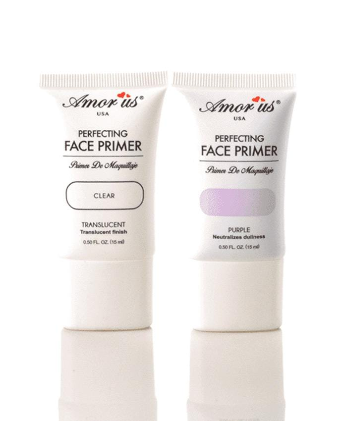 Amor Us Perfecting Face Primer - 4 Styles