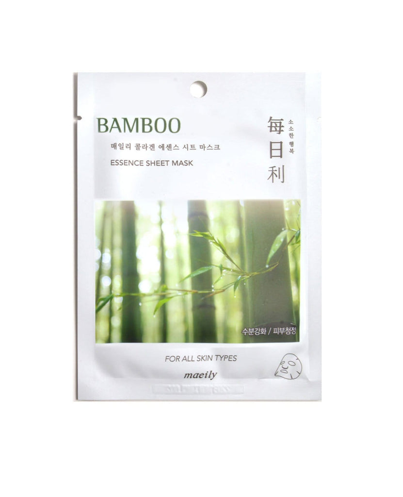 Maeily Essence Mask-Bamboo