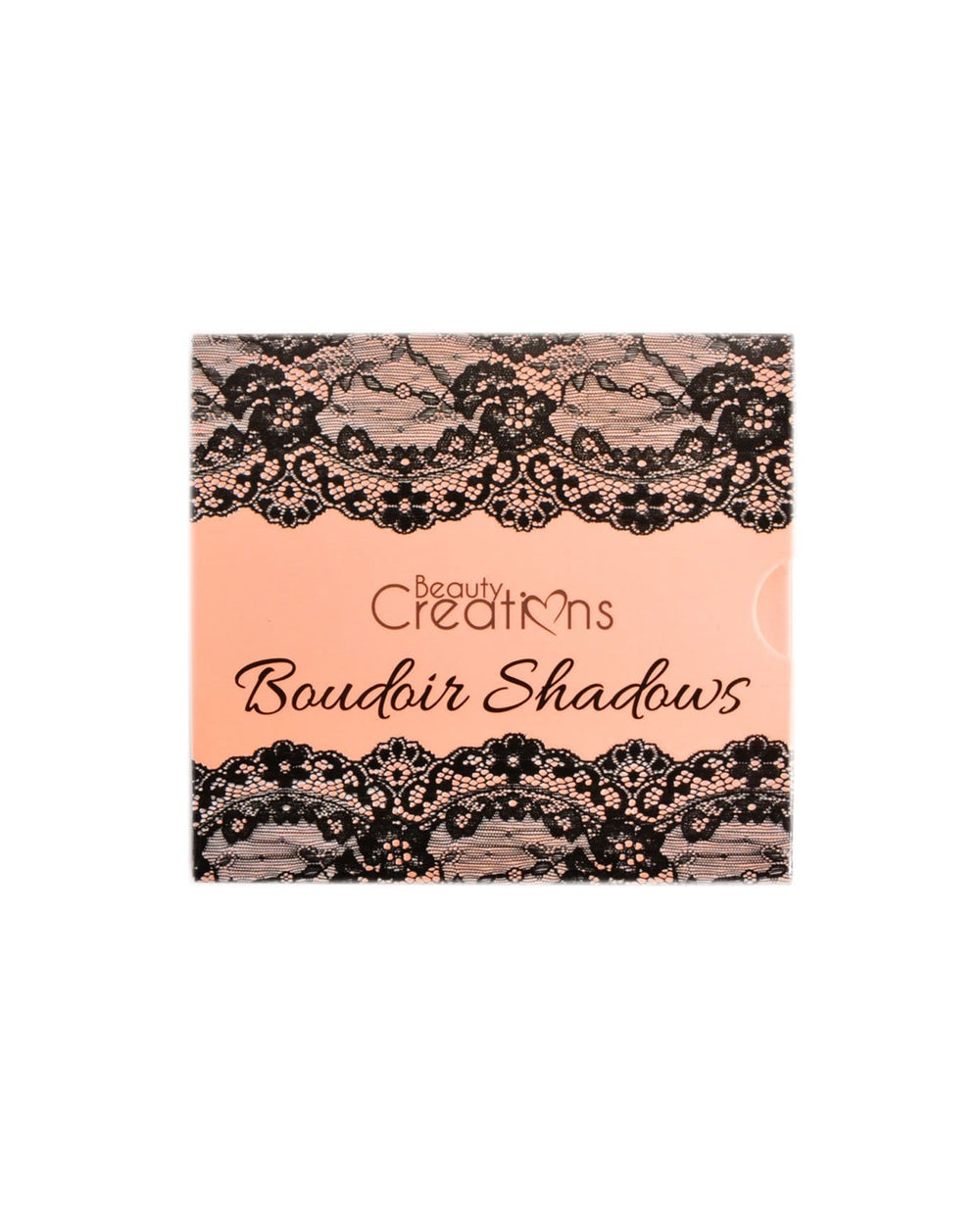 Beauty Creations Boudoir Shadows - A - 9 Shade Eyeshadow Palette