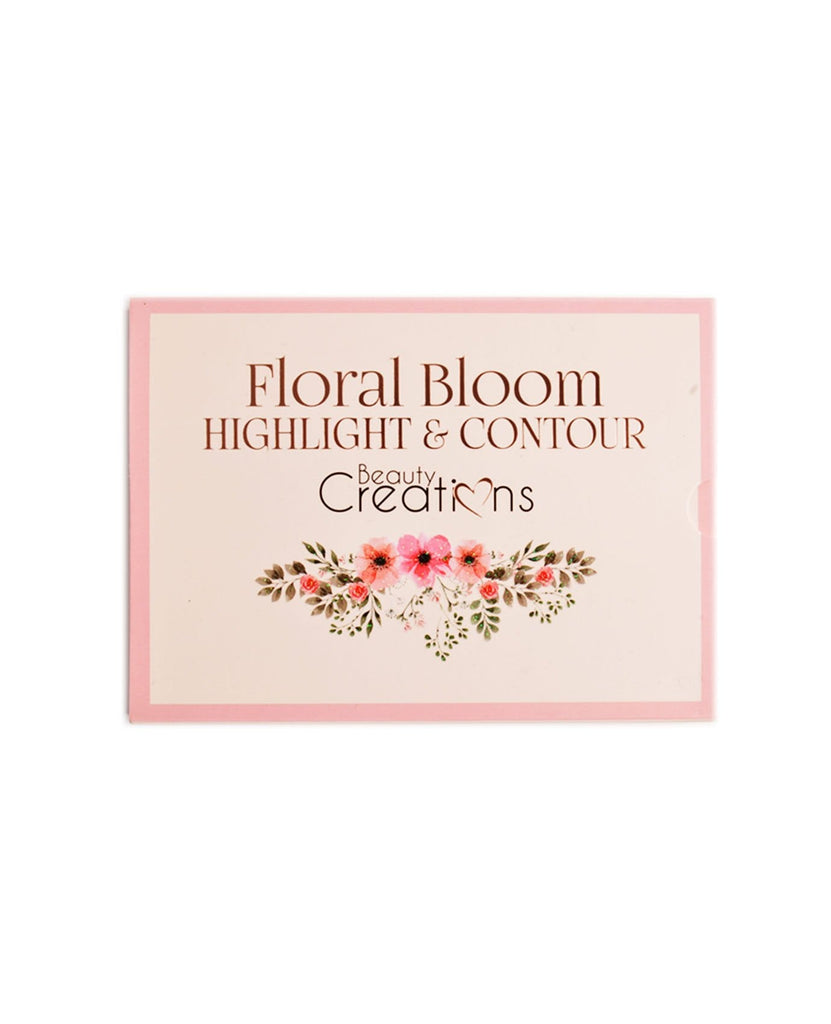 Beauty Creations Floral Bloom - Contour Palette