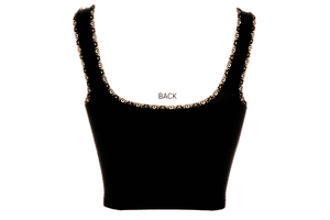 Angelina Shaping Sports Bra - Black, EVES, JB & EVES,  JB & EVES