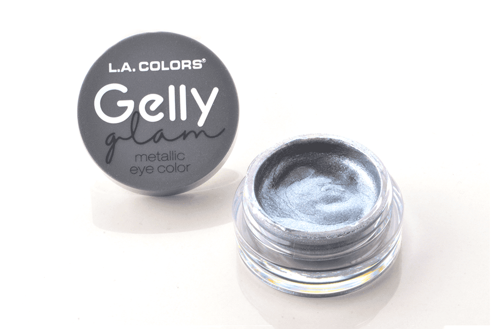 L.A. Colors Gelly Glam Metallic Eye Color, COSMETIC
