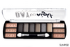 L.A. Colors Day To Night Eyeshadow Palette -12 Styles