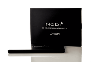 Nabi 35 Color Eyeshadow Palette - London