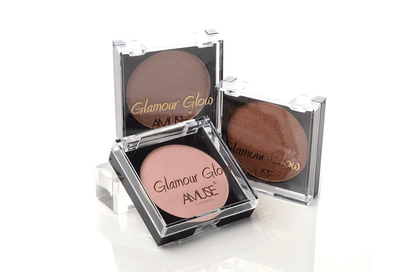 Amuse Glamour Glow Highlighter - 6 Colors, COSMETIC,  JB & EVES,  JB & EVES