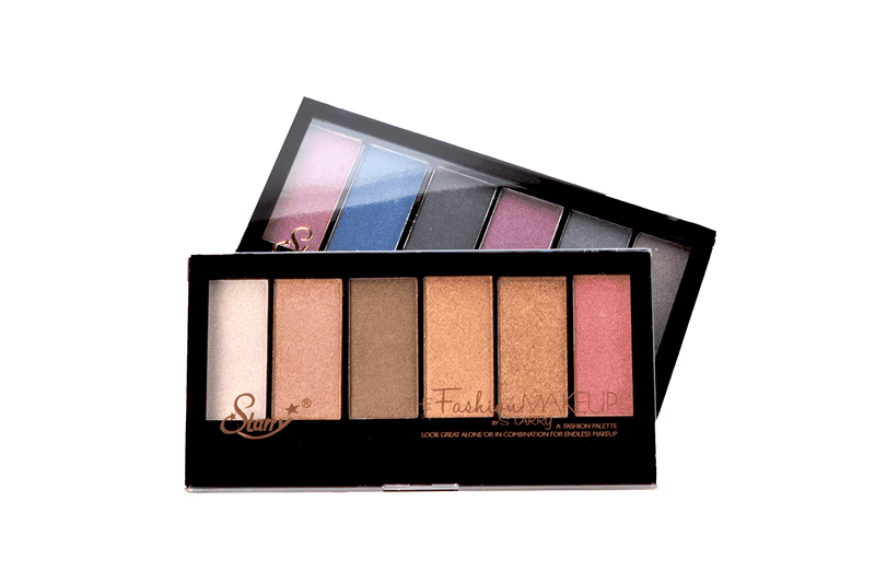 Starry The Fashion Makeup Eyeshadow Palette - 2 Styles