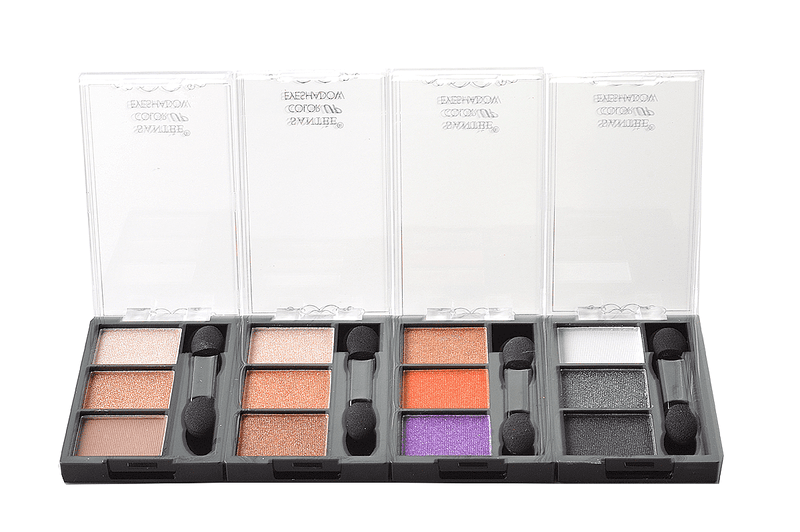 Santee Color Up Eyeshadow Palette - 4 Shades