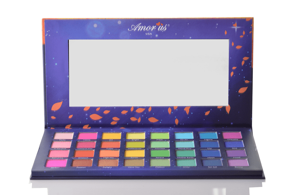 Amor Us Remember Me 32 Shade Eyeshadow Palette