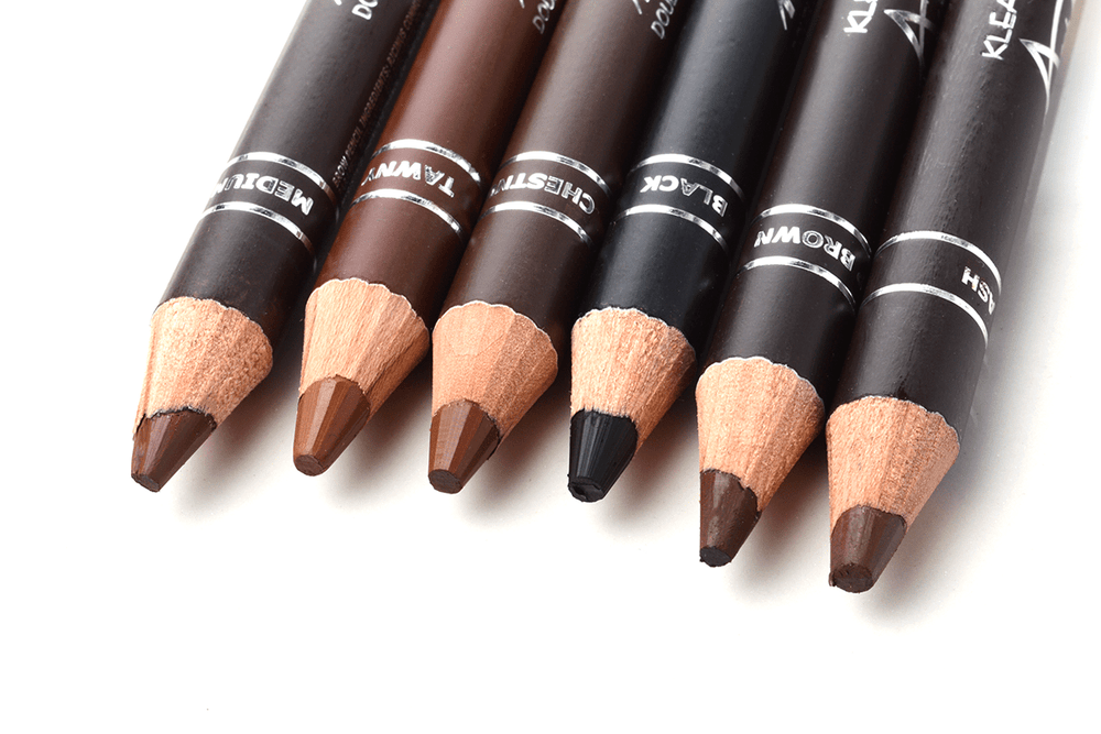 KleanColor Arch Ally Double Ended Brow Pencil - 6 Styles