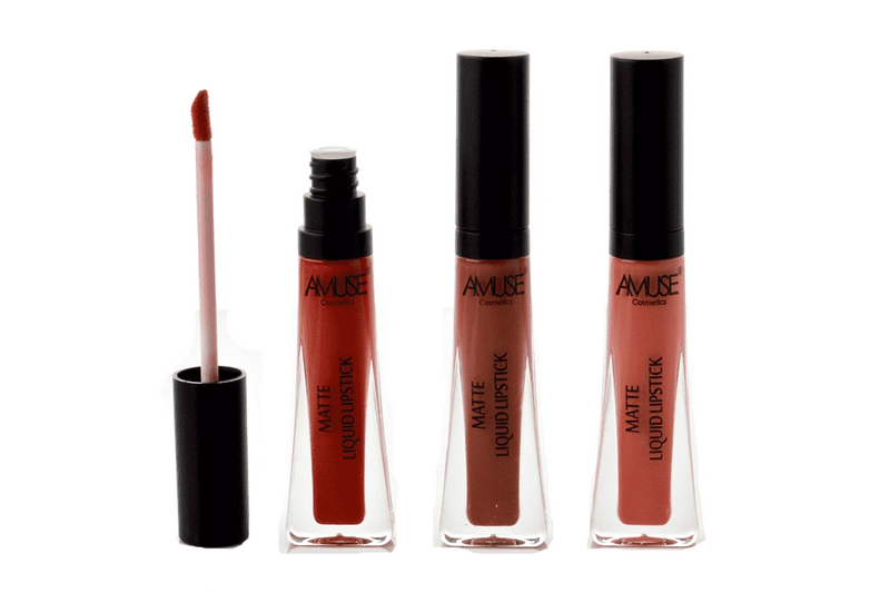 Amuse Truly Rouge Matte Liquid Lipstick - 12 Shades, COSMETIC,  JB & EVES,  JB & EVES