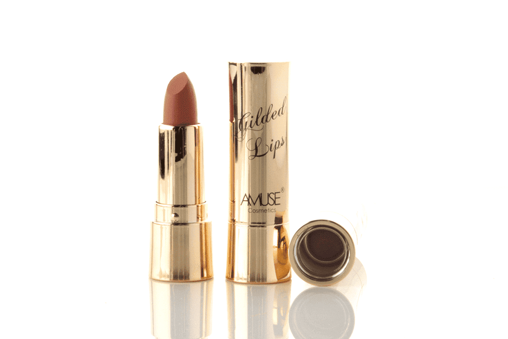Amuse Gilded Lipstick, COSMETIC
