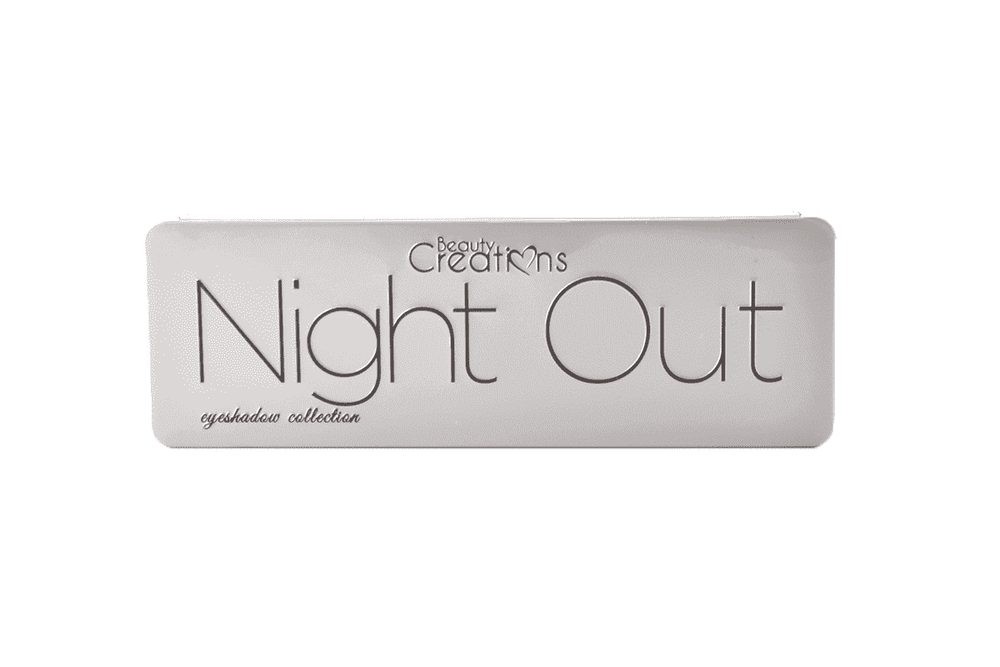 Beauty Creations Night Out Eyeshadow Collection, COSMETIC