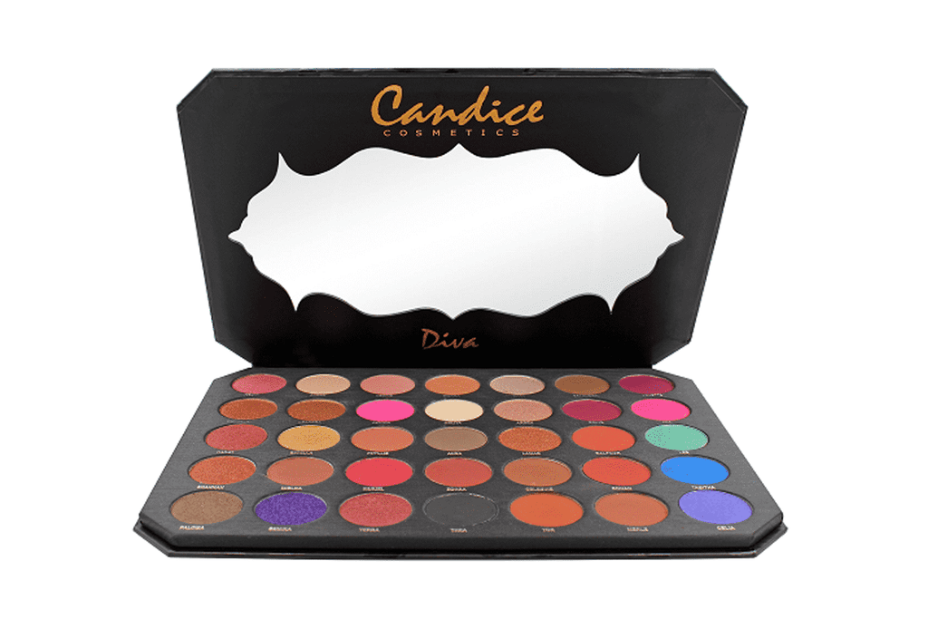 Candice Be Diva Eyeshadow Palette, COSMETIC