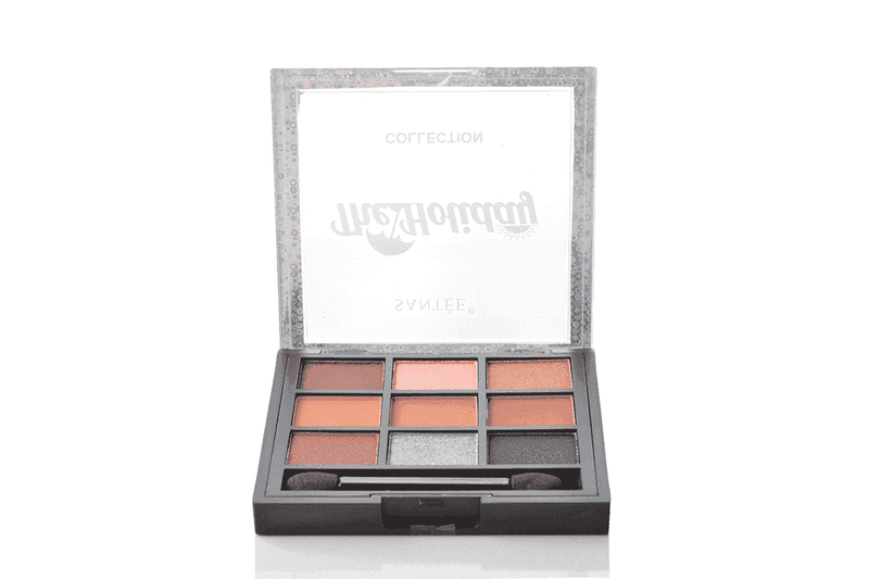 Santee The Holiday - 9 Shade Eyeshadow Palette