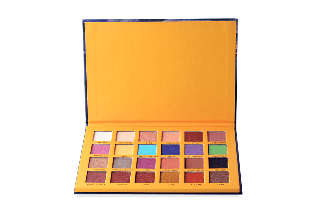 Prolux Wish Upon - 24 Shade Eyeshadow Palette