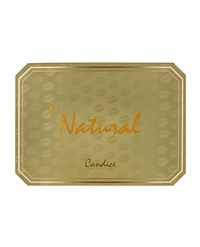 Candice Be Natural Eyeshadow Palette, COSMETIC