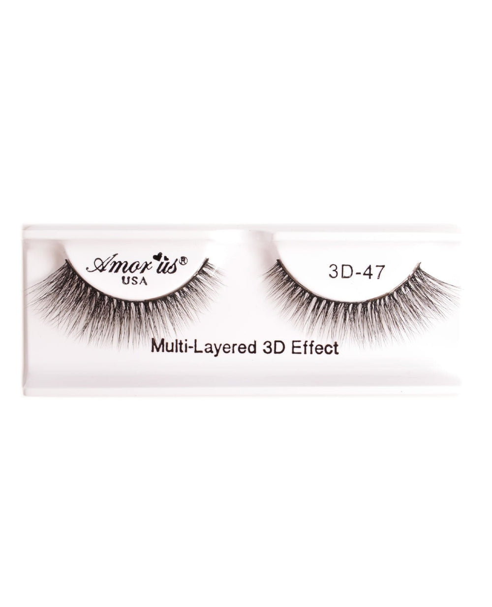 Amor Us 3D Faux Mink Eyelashes- 47, Eyelash
