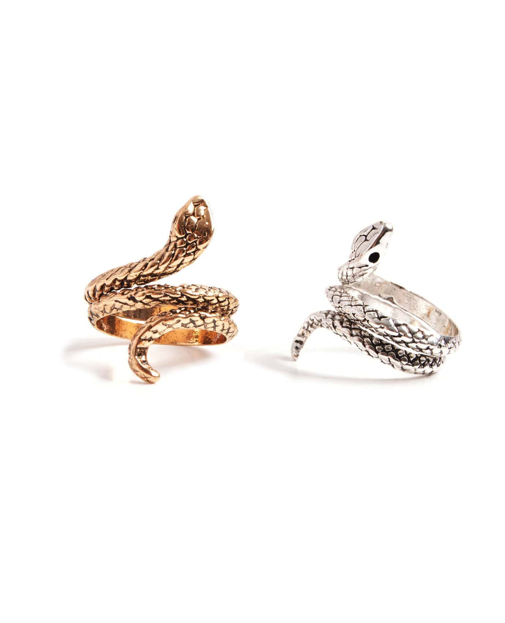 Sexy Serpent Ring