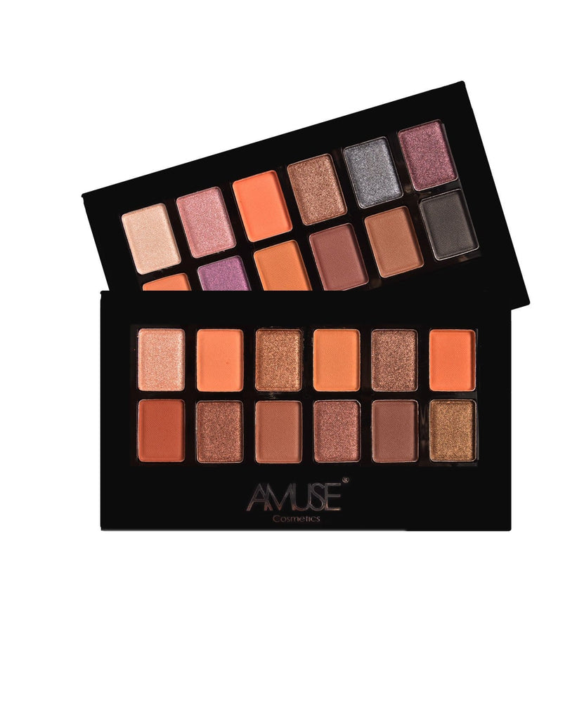Amuse 12 Shade Eyeshadow Palette
