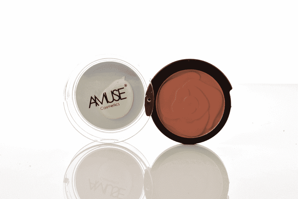 Amuse Rose Kiss Matte Blush, COSMETIC