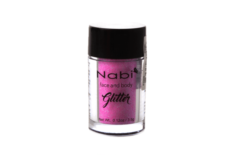Nabi Face & Body Glitter - 24 Shades