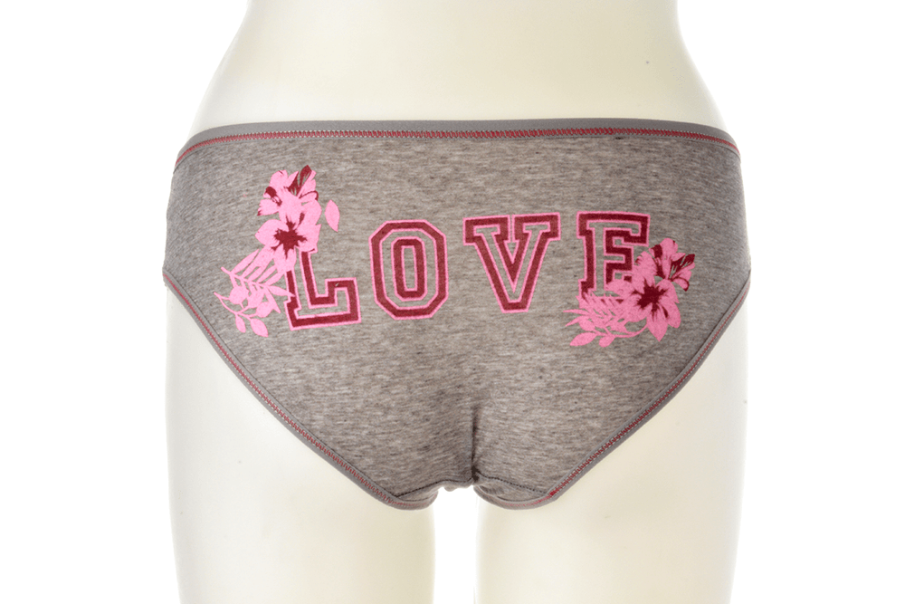 Vision Love Flowers Panty