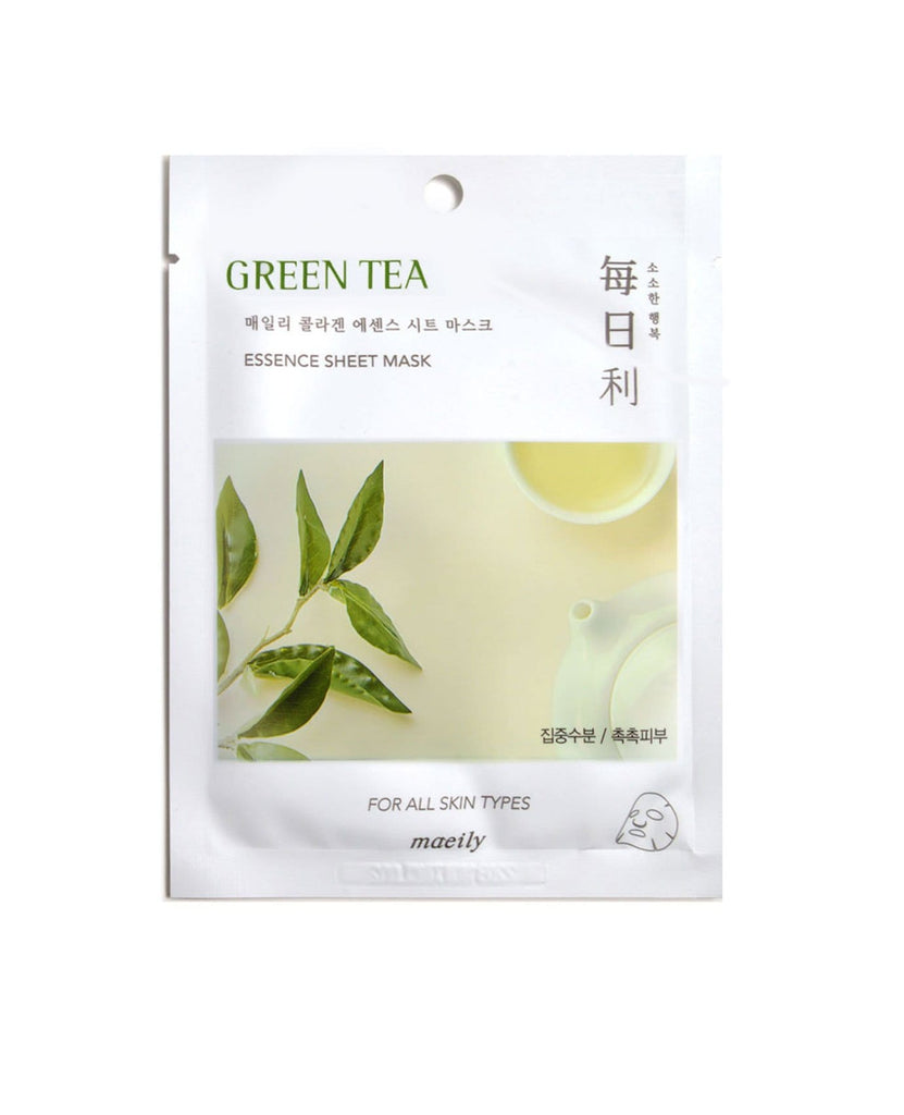 Maeily Essence Mask-Green Tea