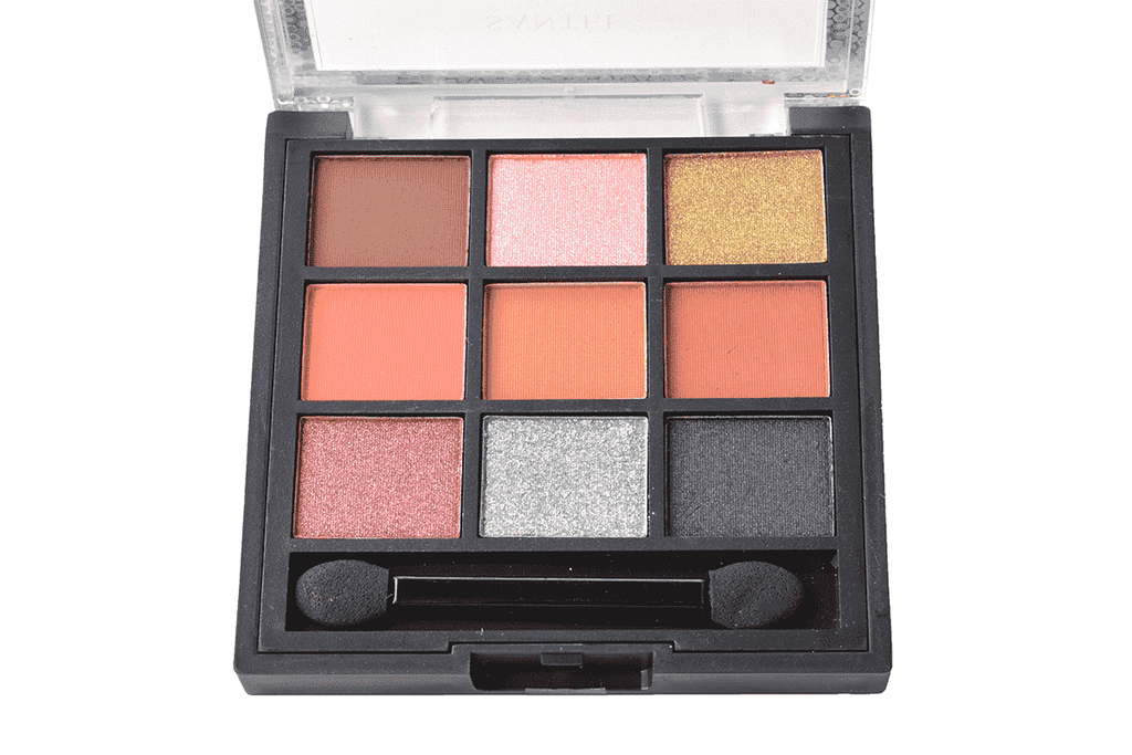 Santee The Holiday Eyeshadow Palette, COSMETIC