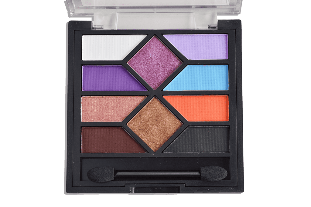 Santee Cherry Fantacy - 10 Shade Eyeshadow Palette