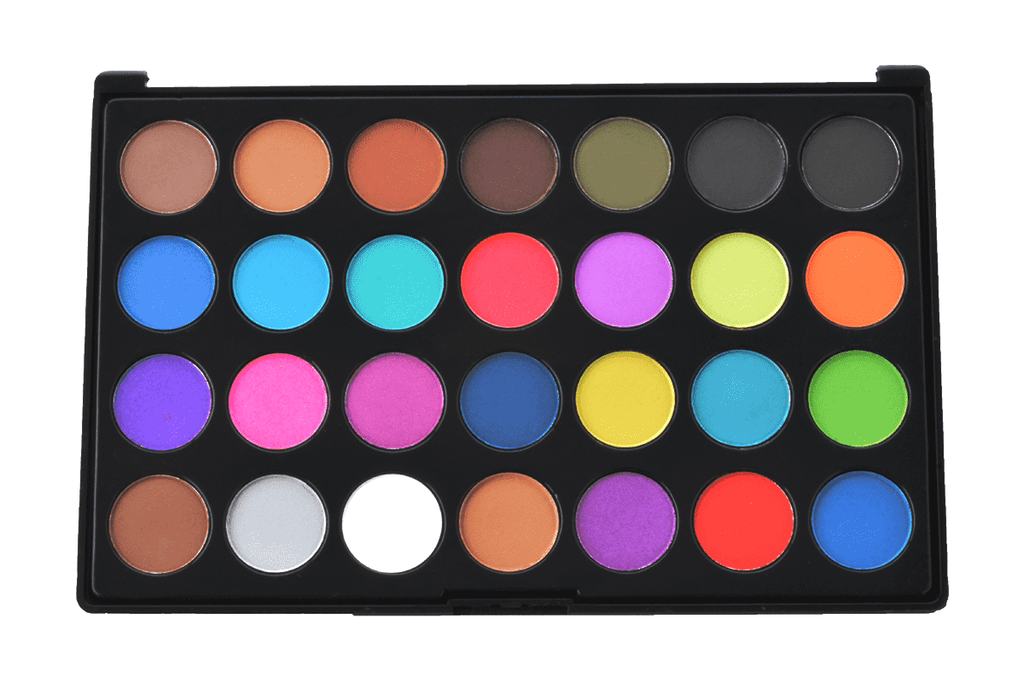 Starry 28 Color Matte Eyeshadow Palette - A