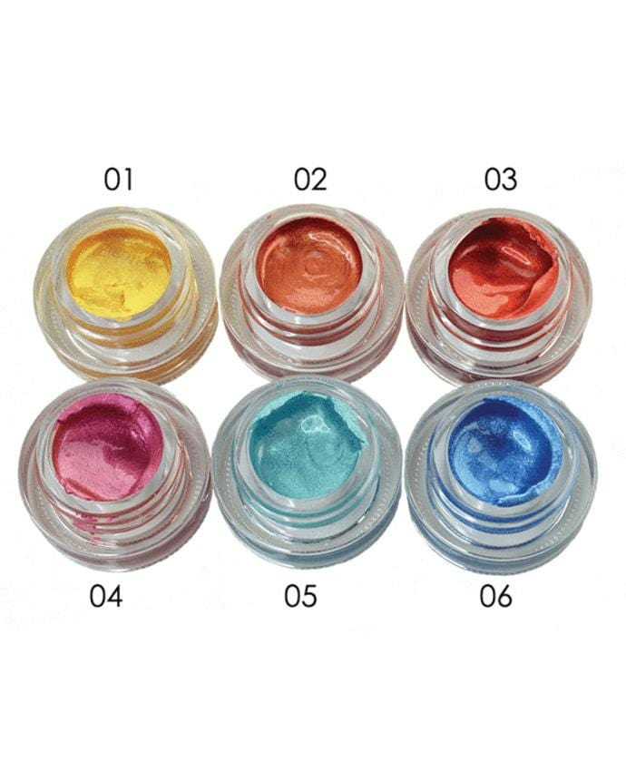Amor Us Jello Shots - Jelly Eyeshadows - 6 Shades, COSMETIC