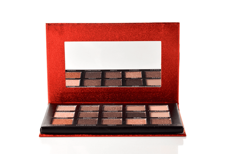 Prolux Show Stopper Eyeshadow Palette - 2 Styles