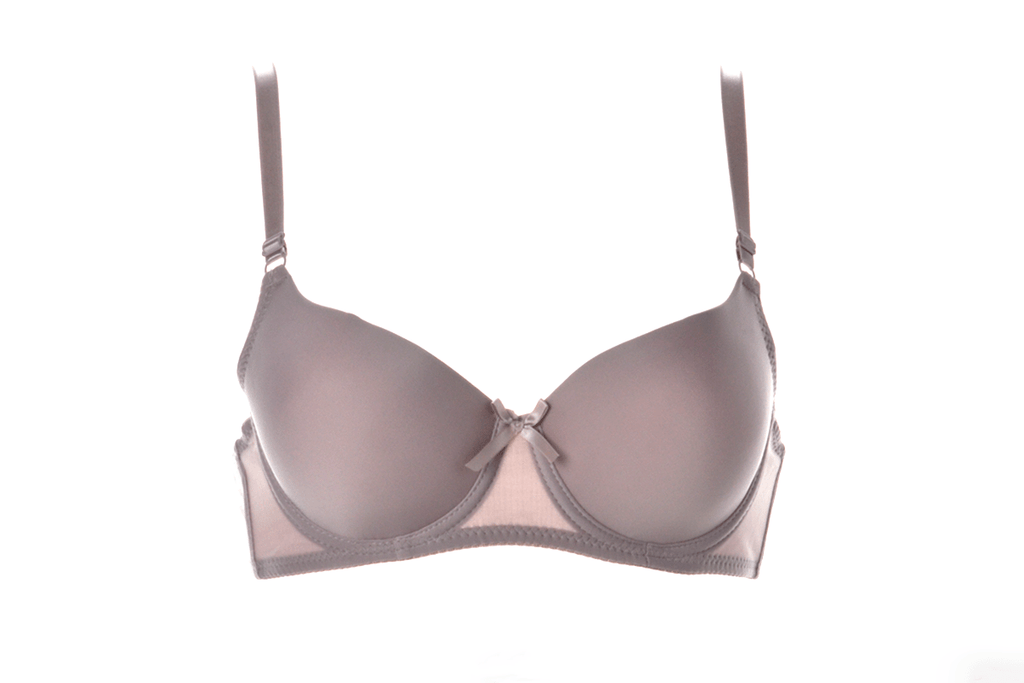 Sofra Essential Full Cup Bra - Grey
