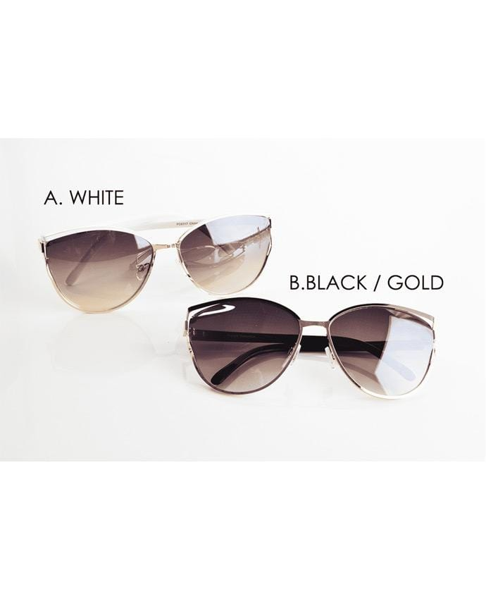 Modern Cat Eye Fashion Sunglasses, Sunglasses