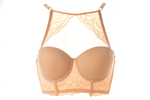 Bella Seamless Front Balconette Style Bra - Tan, EVES, JB & EVES,  JB & EVES
