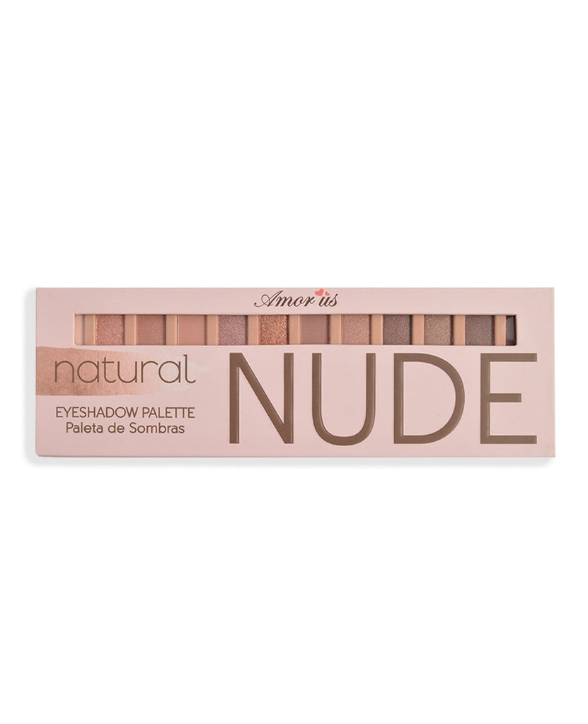 Amor Us Nude - Natural Eyeshadow Palette