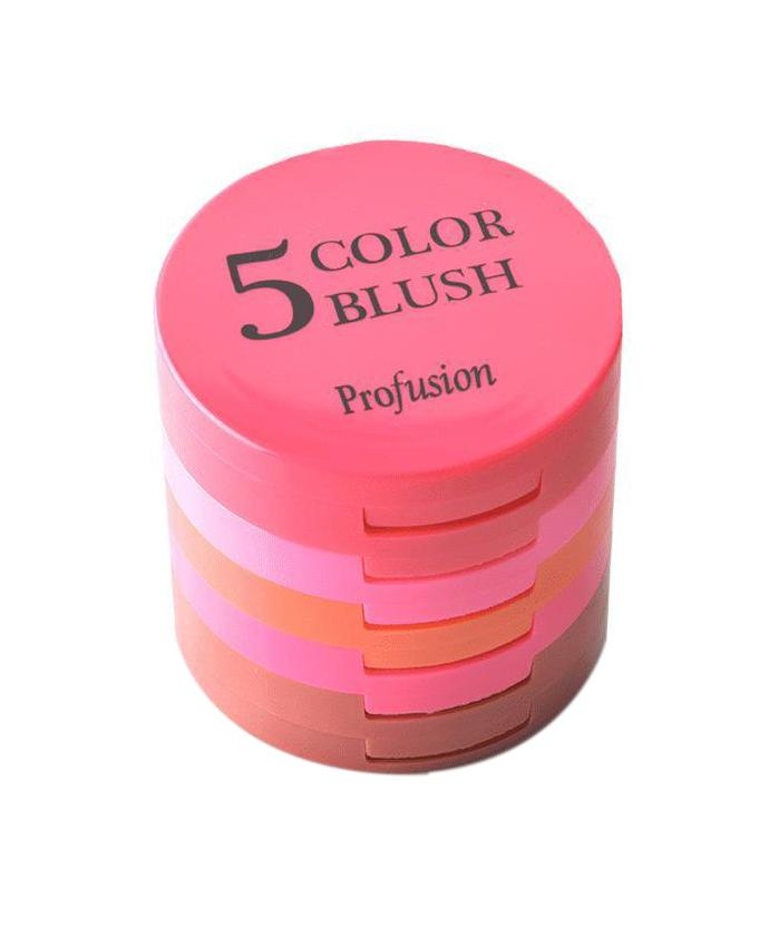 Profusion 5 Color Blush