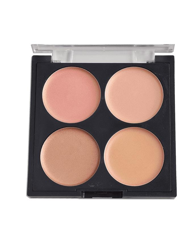 Santee Ultimate Glow Face 463 - 4 Shade Contour Palette