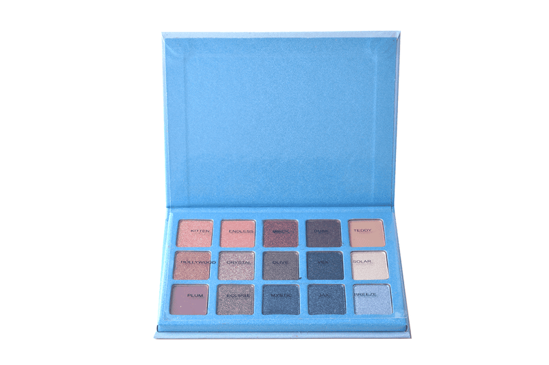 Prolux Temptation 15 Shade Eyeshadow Palette