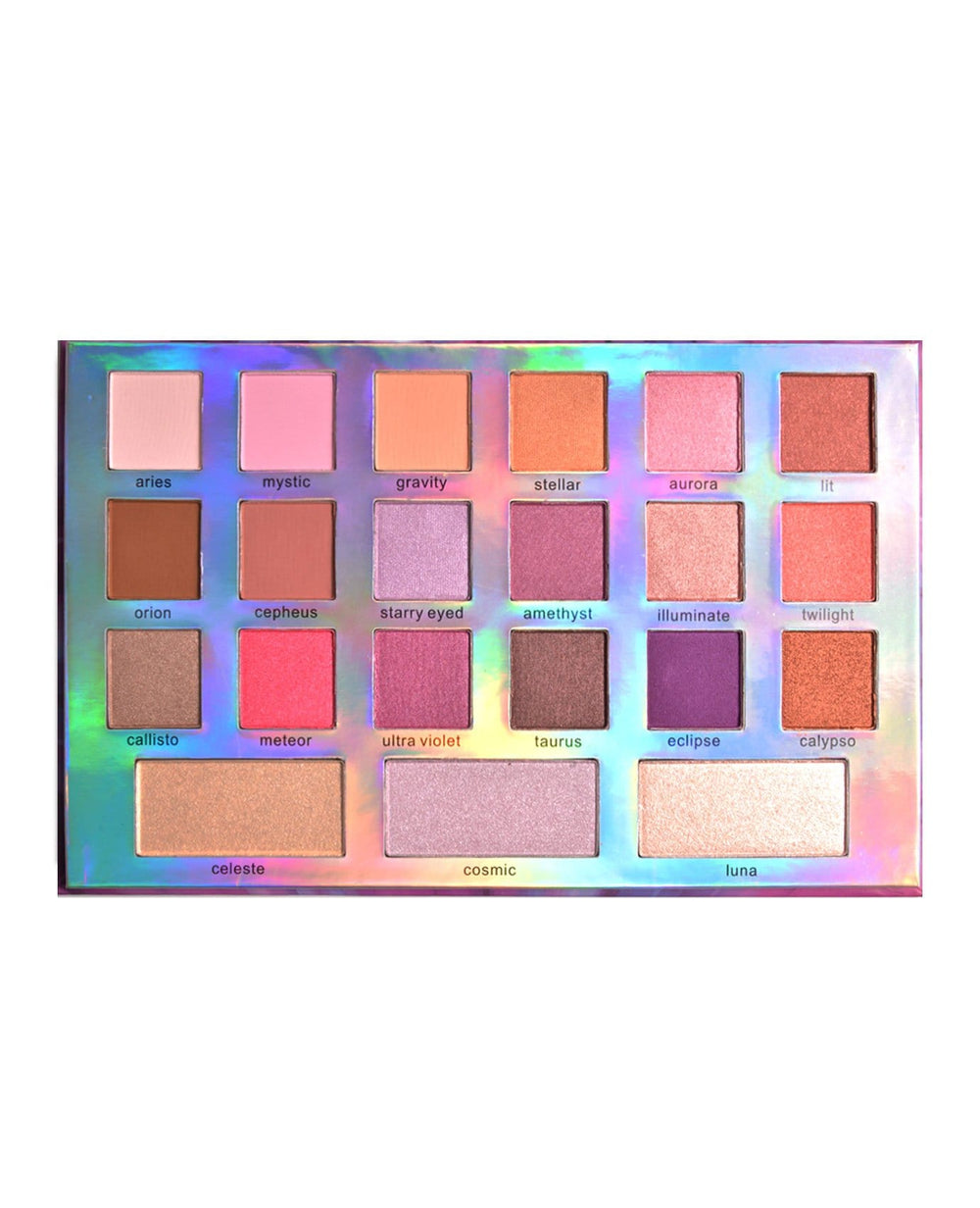 Beauty Treats Ultra Violet - Eyeshadow & Contour Palette