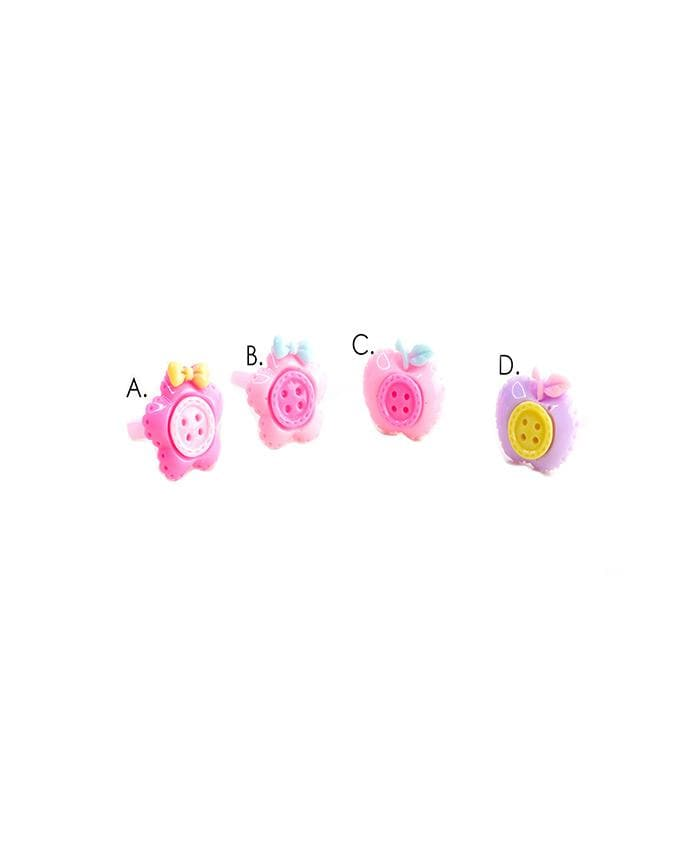 You Are As Cute As A Button Ring, JEWELRY