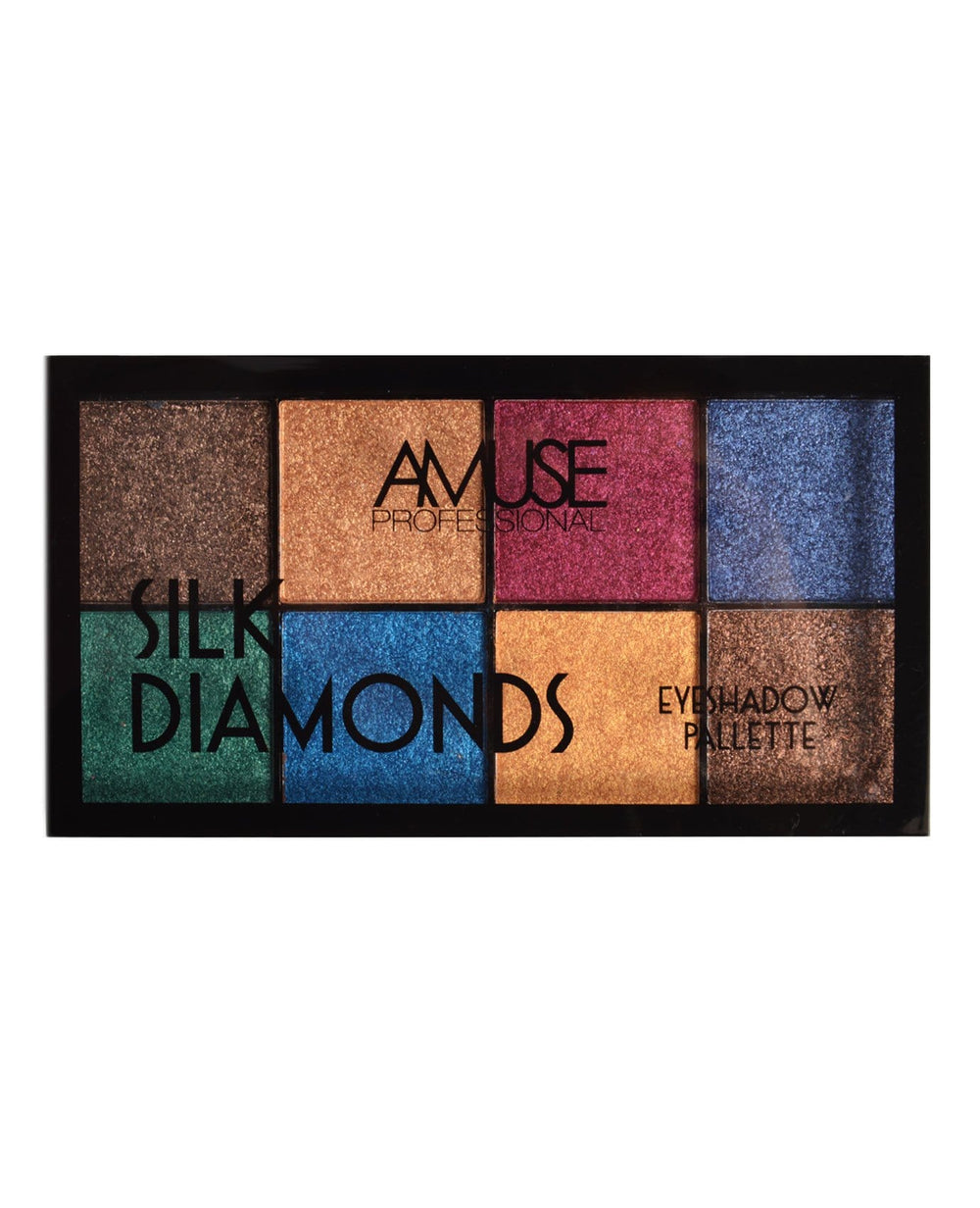 Amuse Silk Diamonds Eyeshadow Palette
